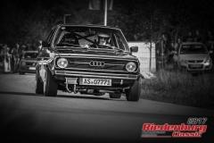 Markus Casper,Audi 50,BJ:  1977, 1600 ccm,Startnummer :  037