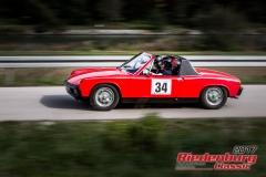 Michael Thees,VW-Porsche,BJ:  1974, 1800 ccm,Startnummer :  034