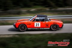 Edmund Fuchs,VW-Porsche,BJ:  1973, 2000 ccm,Startnummer :  031