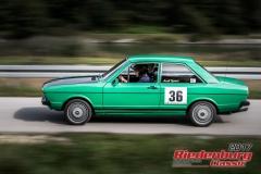 Marcel Dantscher,Audi 80 GTE,BJ:  1976, 1600 ccm,Startnummer :  036