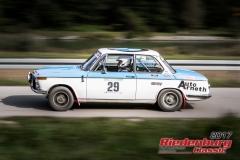 Dr. Karl Kaindl,BMW 2002,BJ:  1972, 2000 ccm,Startnummer :  029