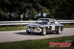 Johannes Dornhofer,Alfa Bertone,BJ:  1972, 2000 ccm,Startnummer :  027
