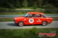 Hans Werschnik,Triumph Dolomite HL,BJ:  1979, 1850 ccm,Startnummer :  039