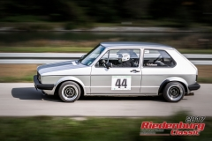 Frank Goldmann,VW Golf GTI,BJ:  1979, 1600 ccm,Startnummer :  044
