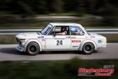 Rudolf Pronold,BMW 2002 ti,BJ:  1969, 2000 ccm,Startnummer :  024