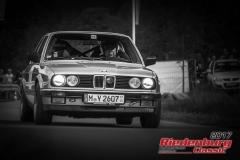 Gerhard Kreuzeder,BMW 325,BJ:  1983, 2500 ccm,Startnummer :  072