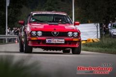 Fritz Wenger,Alfa GTV,BJ:  1982, 3000 ccm,Startnummer :  070