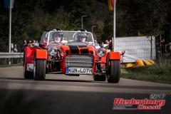 Helmut Arnold,Lotus Dax Rush,BJ:  1964, 3500 ccm,Startnummer :  051