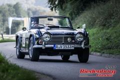 Wolfgang Wagner,Triumph TR 4A,BJ:  1967, 2122 ccm,Startnummer :  052