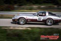 Peter Bach,Corvette,BJ:  1977, 5700 ccm,Startnummer :  067