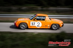 Robert Reichmann,Porsche 914/6 GT,BJ:  1971, 2700 ccm,Startnummer :  057
