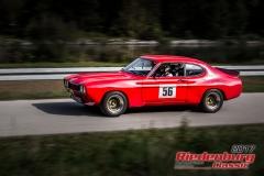 Thomas Max,Ford Capri GT,BJ:  1971, 2600 ccm,Startnummer :  056