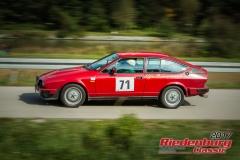 Fred Demnick,Alfa GTV,BJ:  1982, 2500 ccm,Startnummer :  071