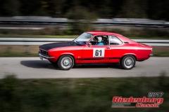 Harald Glöckner,Opel Manta A,BJ:  1974, 2200 ccm,Startnummer :  061