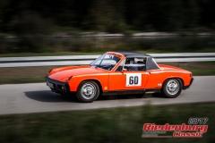 Rüdiger Hartmann,VW-Porsche 914BJ:  1973, 2400 ccm,Startnummer :  060