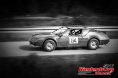 Marija Smit,Renault Alpine A 310,BJ:  1978, 2800 ccm,Startnummer :  064