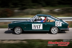 Manfred Döhring,Glas GT,BJ:  1964, 1300 ccm,Startnummer :  117