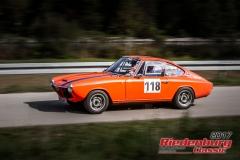 Helmut Riemer,Glas GT,BJ:  1965, 1300 ccm,Startnummer :  118