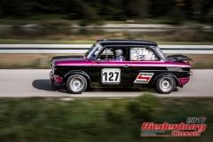 Gustav Borowski,NSU TT,BJ:  1971, 1200 ccm,Startnummer :  127