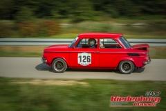 Werner Theis,NSU TT,BJ:  1970, 1300 ccm,Startnummer :  126