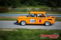 Karlheinz Stangneth,NSU TT,BJ:  1968, 1300 ccm,Startnummer :  122