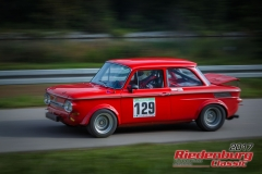 Matthias Hacker,NSU Prinz,BJ:  1972, 1000 ccm,Startnummer :  129