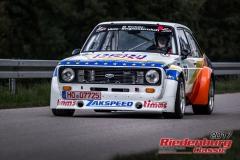 Tommy Peetz,Ford Escort RS,BJ:  1977, 2000 ccm,Startnummer :  093