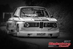Heinz Quinger,BMW 2002,BJ:  1971, 2000 ccm,Startnummer :  086