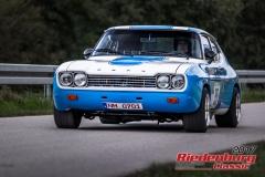 Michael Karl,Ford Escort MK II,BJ:  1977, 2000 ccm,Startnummer :  095