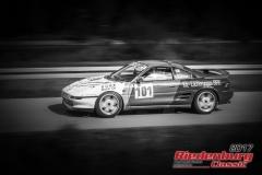 Franz Rohr,Toyota Celica Renntaxi,BJ:  1985, 1800 ccm,Startnummer :  101