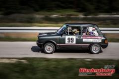 Harald Helk,Autobianchi Abarth A 112,BJ:  1981, 1036 ccm,Startnummer :  099