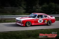 Klaus Regitz,Ford Capri RS,BJ:  1977, 2900 ccm,Startnummer :  096