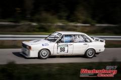Jürgen Fahn,Audi 80,BJ:  1980, 1600 ccm,Startnummer :  098