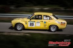 Andy Schuler,Ford Escort RS MK I,BJ:  1973, 2000 ccm,Startnummer :  089