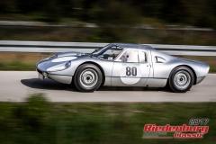 Robert Jung,Porsche 904,BJ:  1964, 2000 ccm,Startnummer :  080
