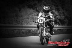 RBC 2017 - Klasse 08<br/>Motorräder bis 400 ccm