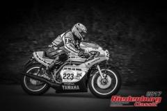 Markus Dantscher,Yamaha RD,BJ:  1973, 350 ccm,Startnummer :  223