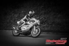 Christian Brunner,Yamaha RD,BJ:  1976, 400 ccm,Startnummer :  228