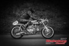 Helmut Nettinger,Aermacchi,BJ:  1965, 250 ccm,Startnummer :  221