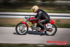 Willem Kuster,Aermacchi,BJ:  1963, 350 ccm,Startnummer :  217