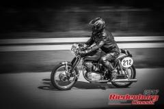 Helmut Reichel,NSU Max Sport,BJ:  1954, 250 ccm,Startnummer :  212
