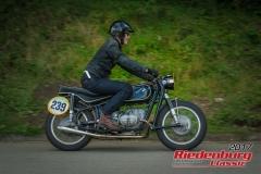 RBC 2017 - Klasse 09<br/>Motorräder über 400 ccm