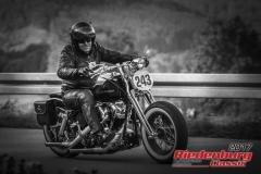 Tobias Haas,Harley Davidson FL,BJ:  1975, 1340 ccm,Startnummer :  243