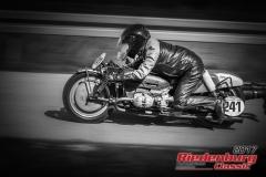 Erich Roth,BMW,BJ:  1970, 500 ccm,Startnummer :  241
