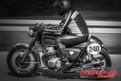 Walter Fonfara,Honda CB,BJ:  1970, 750 ccm,Startnummer :  240