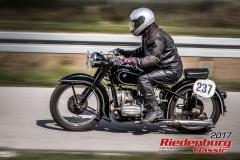 Josef Traubinger,BMW R 51,BJ:  1938, 500 ccm,Startnummer :  237