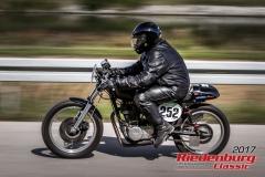 Frank Pawski,Yamaha SR,BJ:  1979, 500 ccm,Startnummer :  252