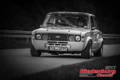 Michael Ulbricht-Kallhammer,Fiat 124 STR,BJ:  1970, 1600 ccm,Startnummer :  138