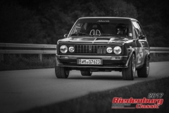 Alfred Schachtner,Fiat 131 Racing,BJ:  1979, 1995 ccm,Startnummer :  155