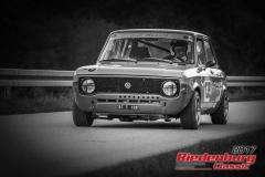 Jürgen Becker,Fiat 128 Limousine,BJ:  1970, 1250 ccm,Startnummer :  139